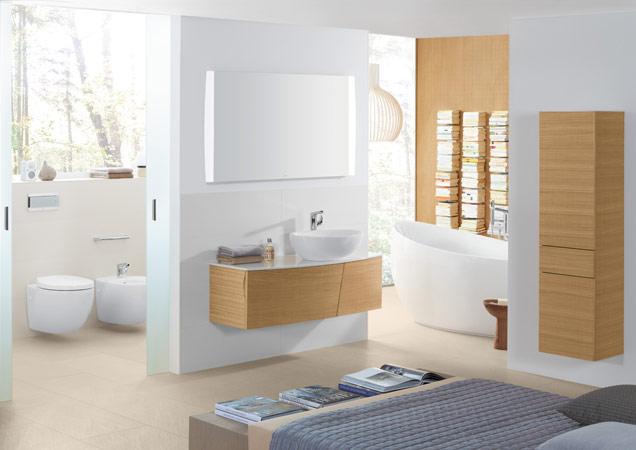 Большая ванная - Aveo New Generation