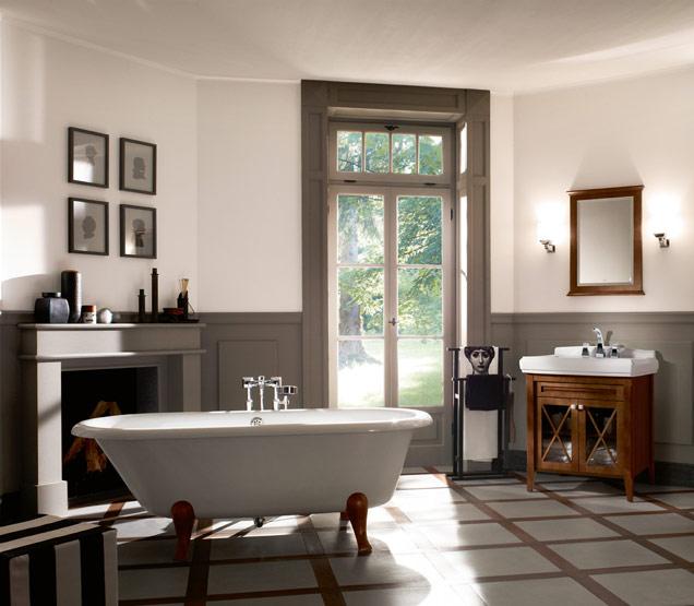 Большая ванная - Hommage