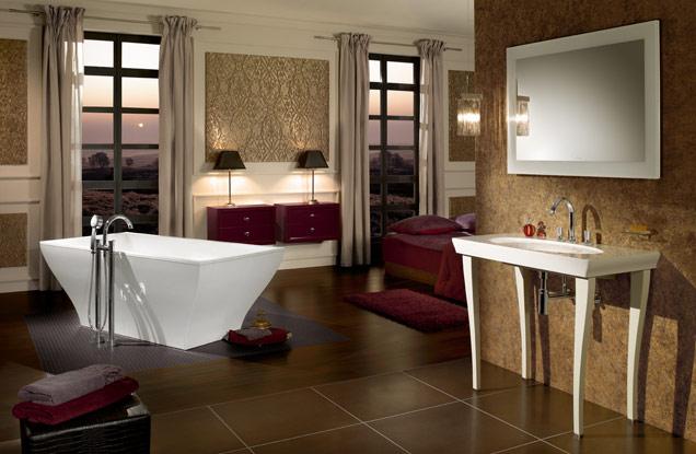 Большая ванная - La Belle