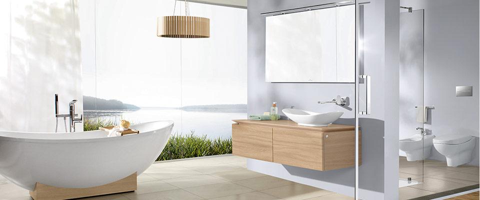 Большая ванная - My Nature