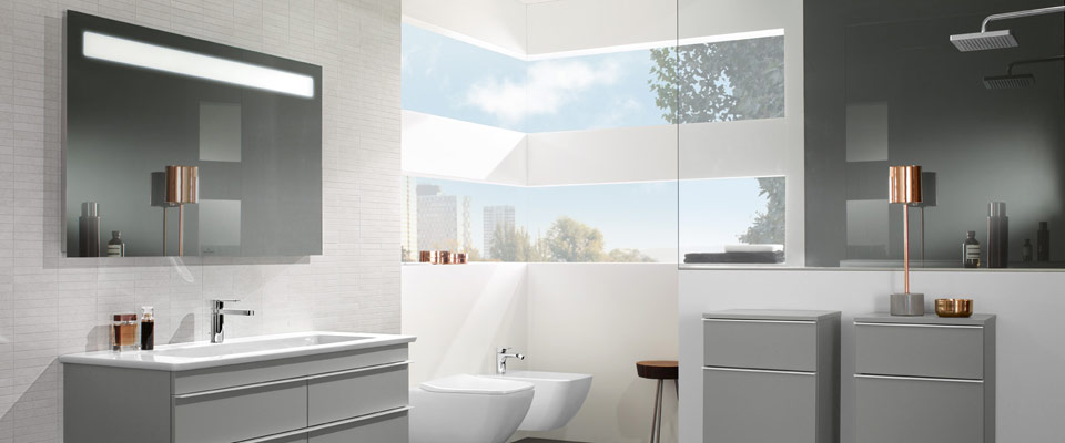 Свет в ванной комнате - More to see 14, Venticello