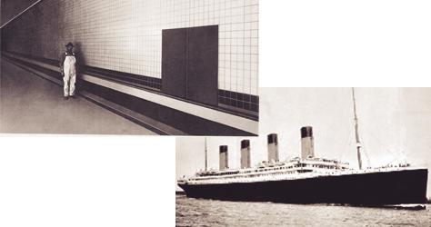 Holland Tunnel / RMS Titanic